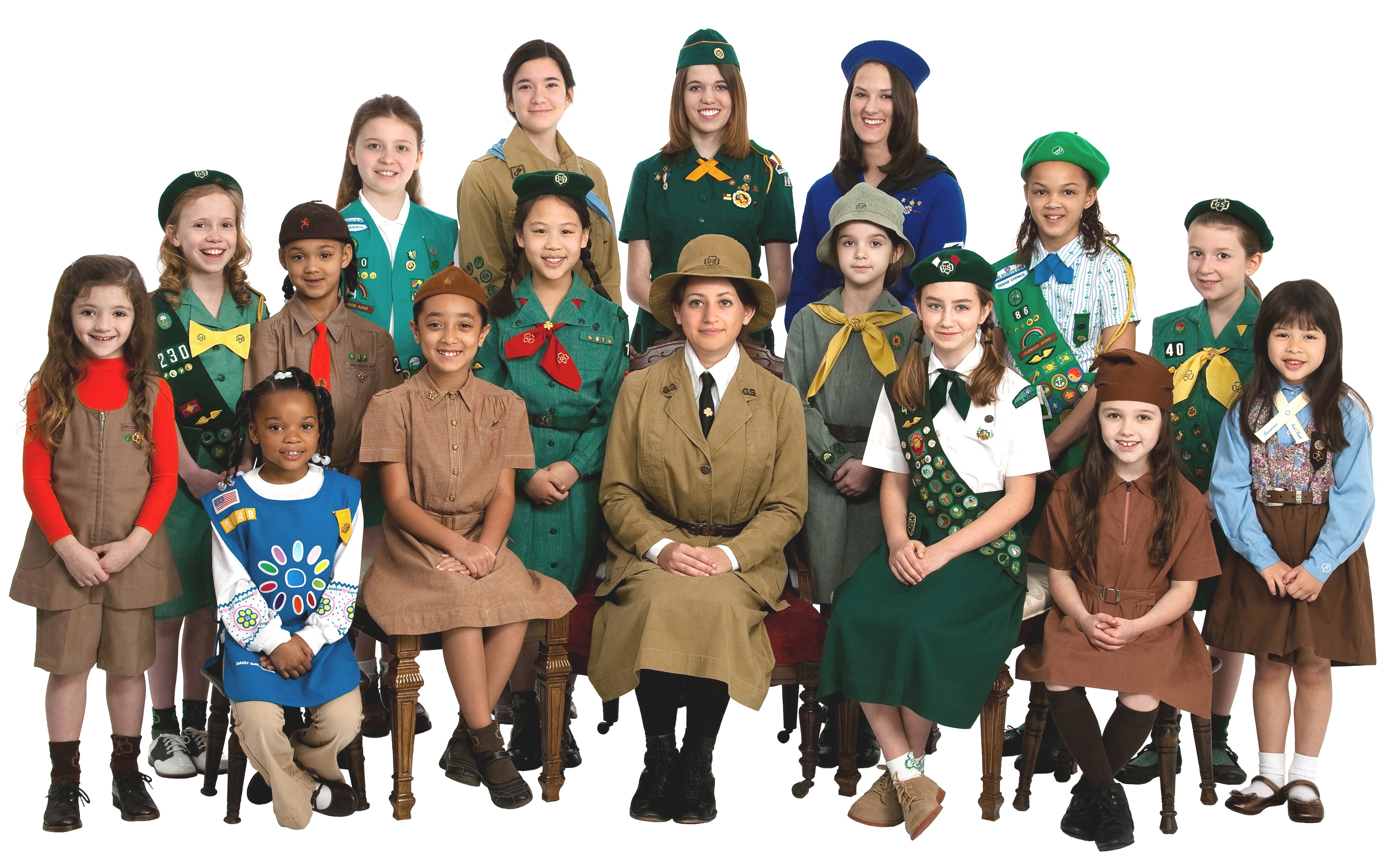 Girl Scouts: The Most Notorious Gang In History – Half and Half